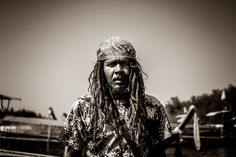 Jack Sparrow - This is a portrait of the sailor, that took as between Thai islands. Hes looked like from completle different planet. Nevertheless very friendly and communicative person.