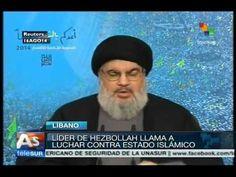 Advierte líder palestino que el EIIL puede salir del control de EEUU