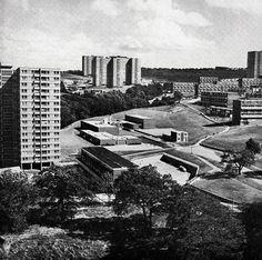 Norfolk Park Flats, Sheffield c. 1970
