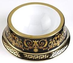 d080065f550 Gianni Versace s Barocco Pet Bowl