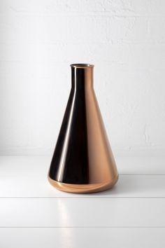 M I N I M A L U X - Large Conical Vase  £375