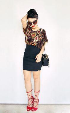 Zebra Trash: Retro Mod Super Trendy Womens Fashion Cat Eye Sunglasses 9233