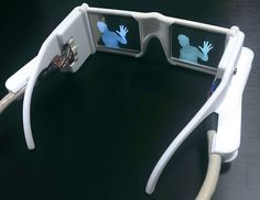Smart glasses that help the blind see Read more: http://gismaark.com/InnovationsViews.aspx?INNID=32 #gismaark #innovation #smartlgg3