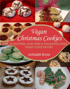 Vegan Christmas Cookies. I wants!