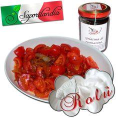 Pomodorini in agrodolce con cipolle http://www.incucinaconrolu.it/lista-news/14-contorni-e-verdure/282-pomodorini-agrodolce-con-cipolle