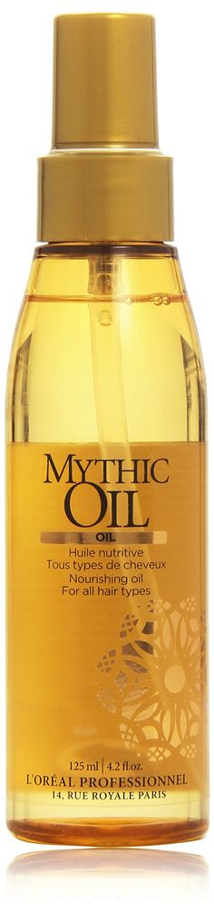 L'oreal Mythic Oil for Unisex, 4.2 Ounce