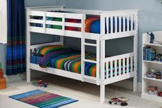Buy Hearts And Stars Bunk Bed from the Next UK online shop
