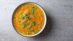5 recettes de lentilles corail en vidéo - Blog de cuisine indienne/végétarienne en vidéo Le Curry, Ethnic Recipes, Food, Vegetarische Rezepte, Indian Cuisine, Bon Appetit, Essen, Meals, Yemek