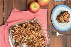 Whole30 Apple Crisp