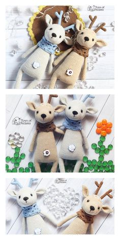 Amigurumi Nyasha the Deer Free Pattern – Free Amigurumi Patterns Crochet Blanket Patterns, Amigurumi Patterns, Crochet Stitches, Crochet Toys, Free Crochet, Reno, Beautiful Crochet, Single Crochet, Free Pattern