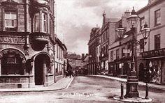 Somerset, Yeovil High Street