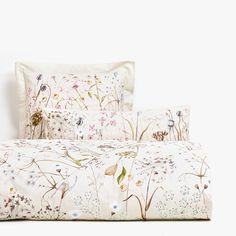 Autumn garden print duvet cover - DUVET COVERS - Bedroom | Zara Home United Kingdom