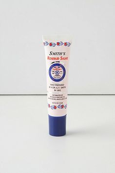 Smith's Rosebud Salve Tube, $6