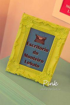 Luiza é uma menina apaixonada pelo Sítio do Picapau Amarelo e aguardava ansiosamente por sua festa. Assim, reproduzimos para ela este mundo ...
