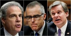 LATEST LEAK=> Wray Humiliated McCabe For Being Focus of IG Horowitz's Report