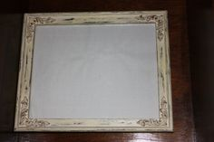 FrameEmbellished Wooden FrameHolds 8 x 10 by PaintingPirates, $15.00