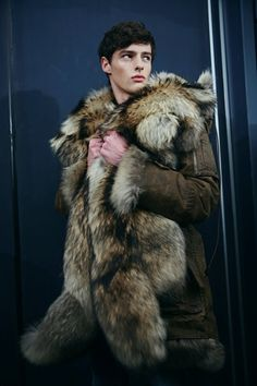 fur fashion directory is a online fur fashion magazine with links and resources related to furs and fashion. furfashionguide is the largest fur fashion directory online, with links to fur fashion shop stores, fur coat market and fur jacket sale. Fur Fashion, Mens Fashion, Style Fashion, Fashion Ideas, Fashion Trends, Mens Fur, Fur Clothing, Men's Coats And Jackets, Good Looking Men