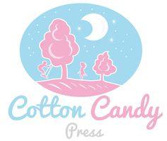 logo com cores cotton candy - Pesquisa Google