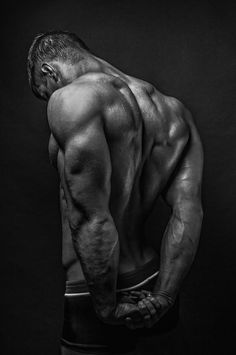 Nice back and triceps !
