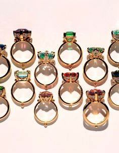 My Oh My TSC Cocktail Rings!!!