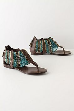 I NEED this sandals
