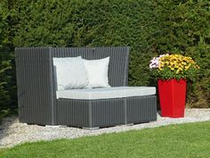 Brasserie Lounge Outdoor Sofa, Outdoor Furniture Sets, Outdoor Decor, Outdoor Storage, Aluminium, Lounges, Home Decor, Decoration Home, Room Decor
