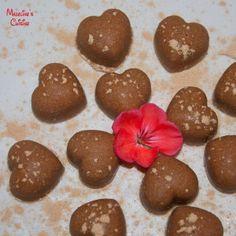 Bomboane raw cu maca / Raw maca chocolates - Madeline's Cuisine