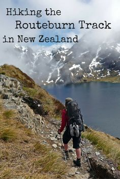 Hiking New Zealand's famous Routeburn Track - one of the best multi-day tramps in New Zealand for sure!