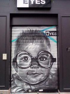 """Tore Spraycan Art """"Rue Lecourbe"""" """"Paris 15"""""""