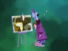 Creativity Express: Salvador Dali - YouTube