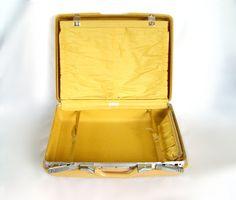 Samsonite Vintage Suitcase Luggage Caribbea II by TheWhitePelican ...