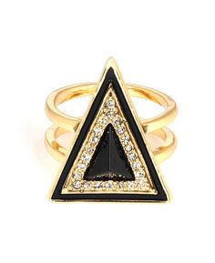 House of Harlow 'Teepee' Triangle Ring-Price-$42.50