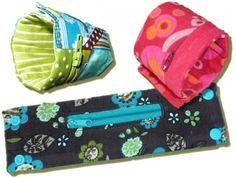 kleine HANDtasche, Kreativ-Ebook als Geschenk - farbenmix Online-Shop - Schnittmuster, Anleitungen zum Nähen