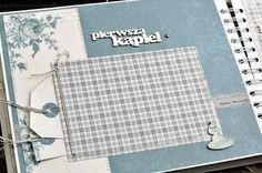 Album for baby boy Mini Scrapbook Albums, Mini Albums, Vintage Paper, Louis Vuitton Damier, Baby Boy, Boys, Pattern, Dreams, Beautiful