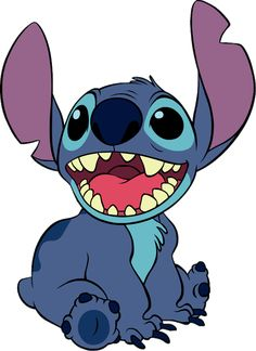 Lilo And Stitch Characters Clipart