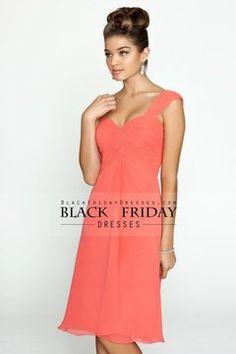 2015 One Shoulder Princess Bridesmaid Dress Short/Mini With Ruffles Chiffon USD 76.99 BFPDZKQNQ2 - BlackFridayDresses.com for mobile