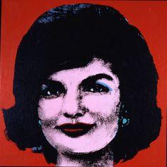 Andy Warhol, Red Jackie, 1964.
