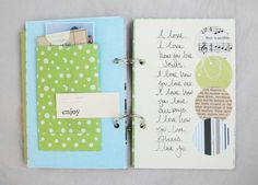 DIY :: Mini Envelopes | by CreativePlace, an indie scrapbook maker ~~~~~~~~~~