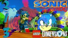 LEGO Dimension FR Mode Libre Sonic The Hedgehog 2/3