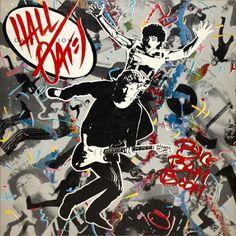 Hall and Oates Big Bam Boom - vinyl LP – Knick Knack Records