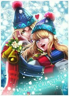 Lancelot Odette Christmas Mobile Legends HensenFM by HensenFM on DeviantArt Anime Wallpaper Live, Android Wallpaper Anime, Mobiles, Miya Mobile Legends, Christmas Wallpaper Hd, Alucard Mobile Legends, Moba Legends, Sword Art Online Wallpaper, League Of Legends Game