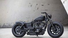 """Harley Davidson Fat Bob """"Dyna Guerilla"""""""