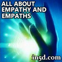 It really helps to know if you are an empath or not. Makes a difference to how you see yourself.
