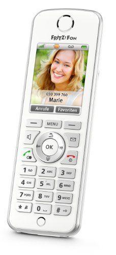 AVM FRITZ!Fon C4 Telefon (Farbdisplay, beleuchtete Tastatur) weiß - http://on-line-kaufen.de/avm/avm-fritz-fon-c4-telefon-farbdisplay-beleuchtete