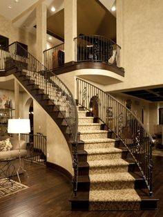 Staircase Design, Pictures, Remodel, Decor and Ideas - page 11