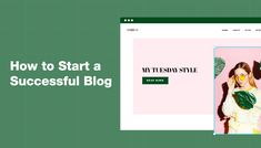 How to Start a Blog: The Definitive Guide How To Start A Blog, How To Make Money, Building A Website, Seo Tips, Blogging For Beginners, Guide, Read More, Success, Learning