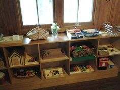Our Montessori-Inspired Playspace from Racheous