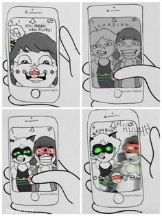 Read Filtros from the story Cómics de Miraculous Ladybug by Ladydrakula with reads. Ladybug E Catnoir, Comics Ladybug, Lady Bug, Anime Miraculous Ladybug, Tikki Y Plagg, Snapchat Filter, Film Manga, Bugaboo, Marinette And Adrien