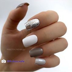 100 Trendy Stunning Manicure Ideas For Short Acrylic Nails Design – Page 83 of 101 - acrylic nails Cute Nails, Pretty Nails, Gorgeous Nails, Hello Gorgeous, Nagellack Design, Design Page, Square Nail Designs, Dipped Nails, Birthday Nails