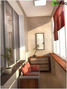 Interiér balkón - 19